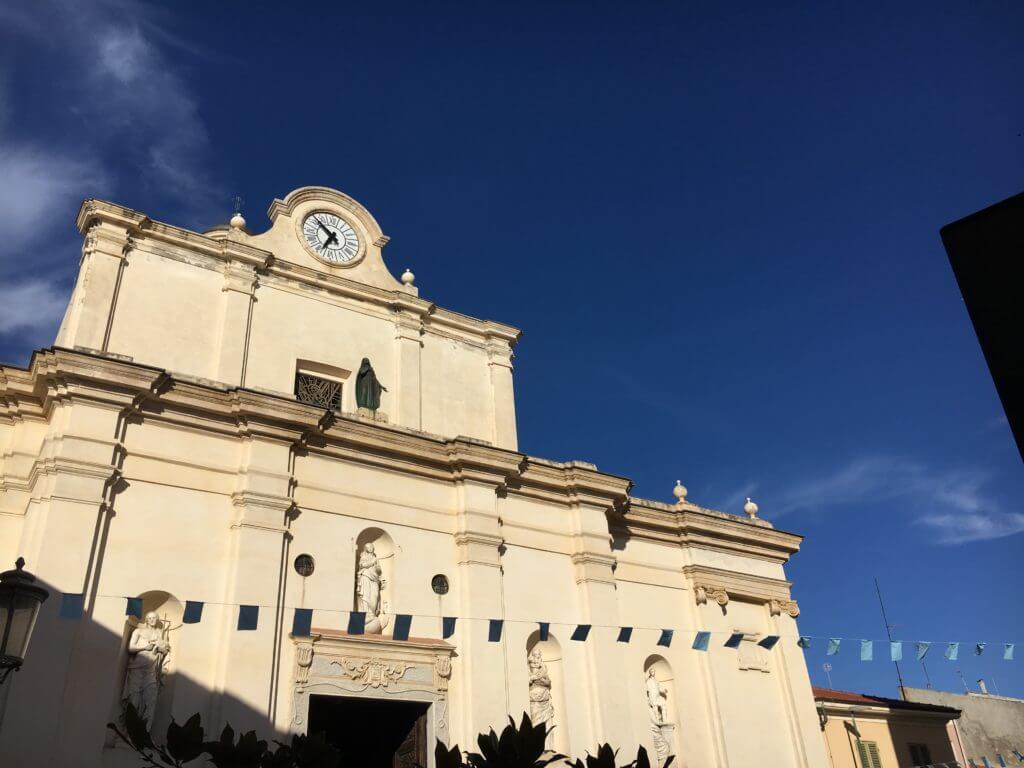 Kirche in Sorso