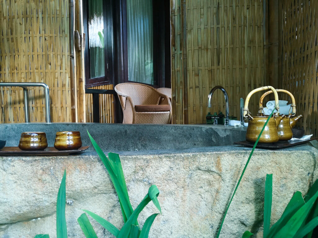Waterfall Villa Fivelements Retreat Bali