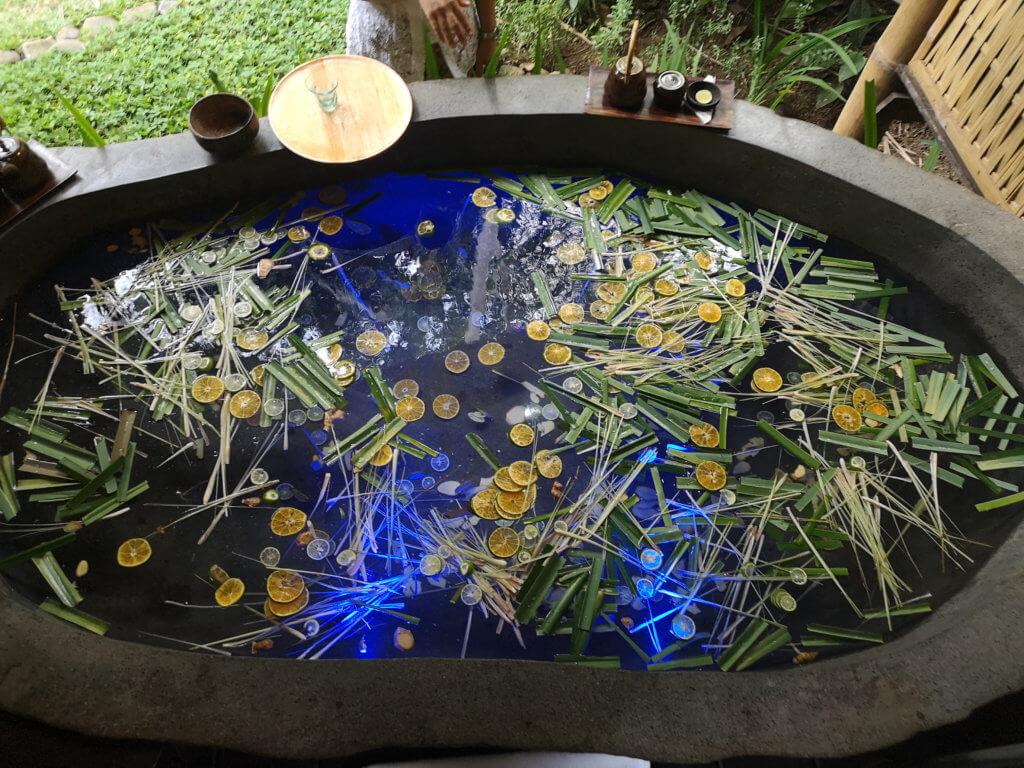 Sakti Bath: Aromabad