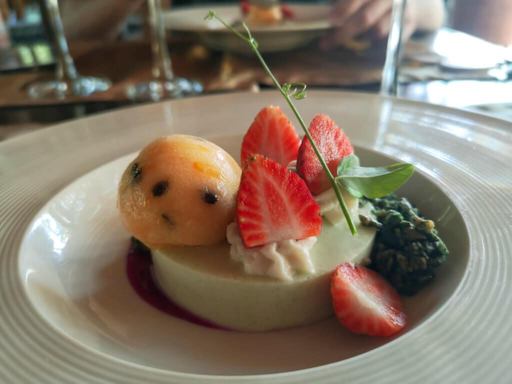 Sakti Restaurant Fivelements Dessert Bali Ubud