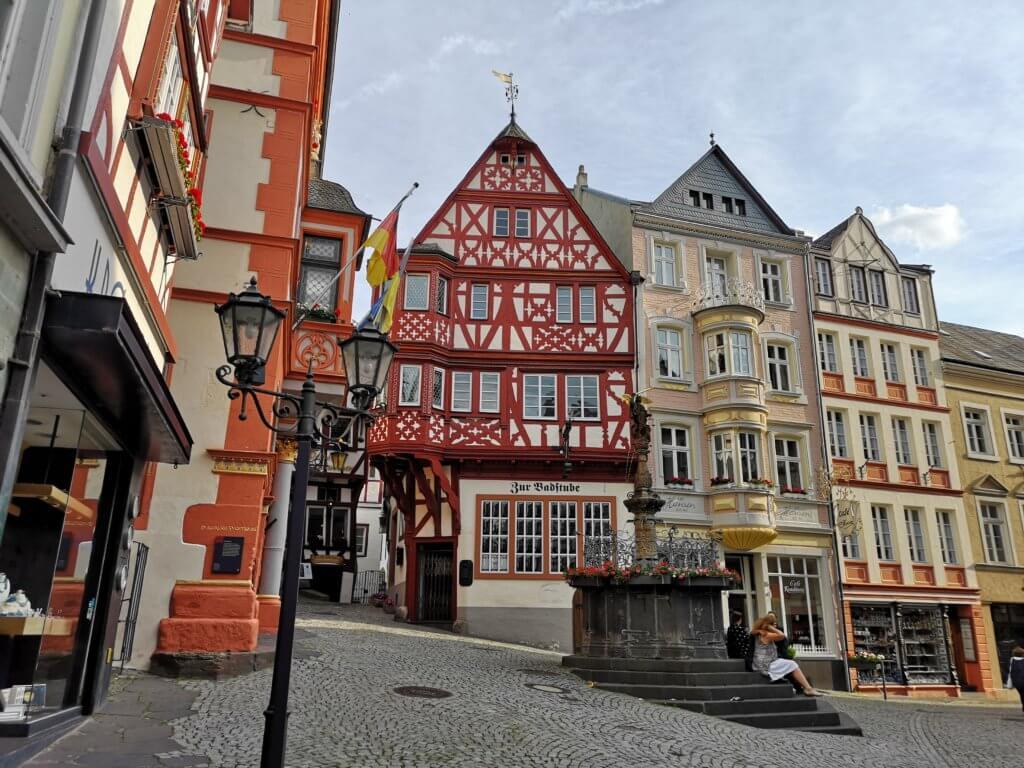Fachwerkhäuser Bernkastel-Kues