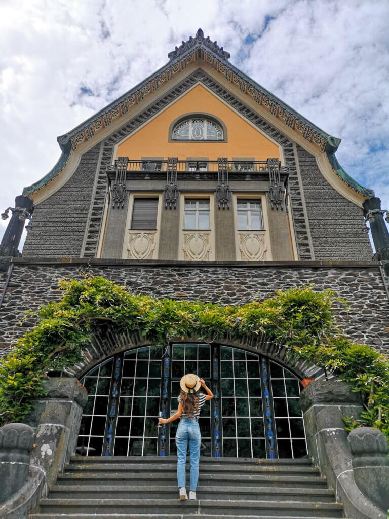 Villa Huesgen Weingut Traben Trarbach