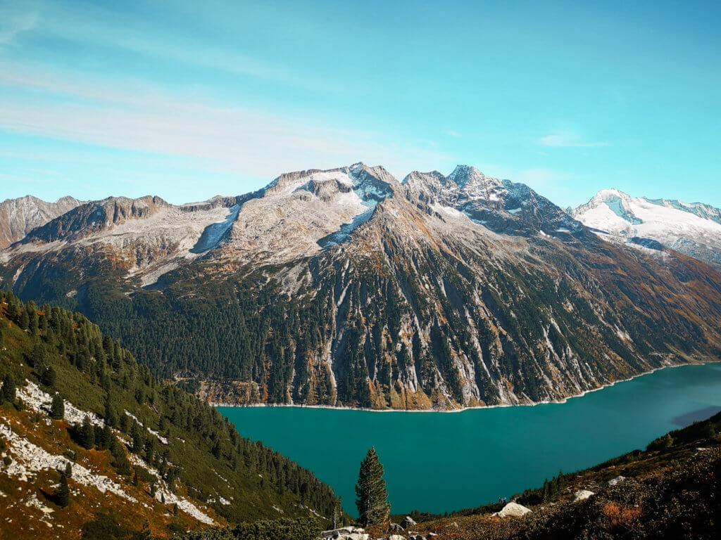 Wanderung im Zillertal