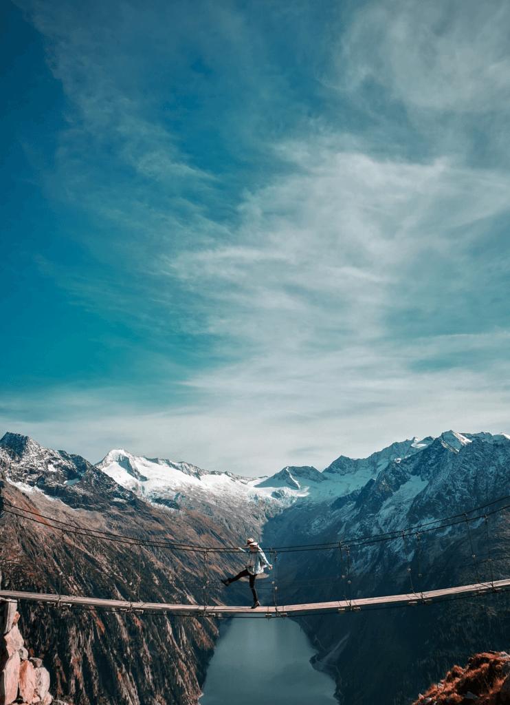 Ausflug ins Zillertal