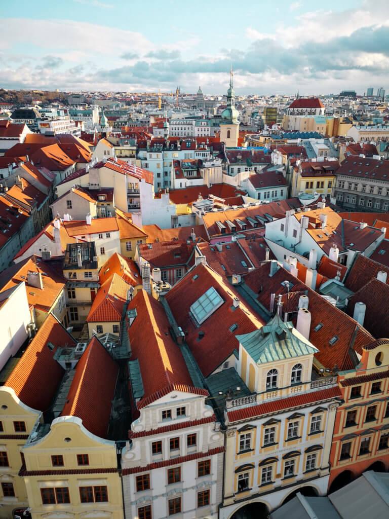 Das Four Seasons Prague in der Nähe aller Sehenswürdigkeiten