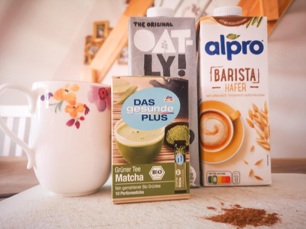 Veganes Matcha Latte Rezept