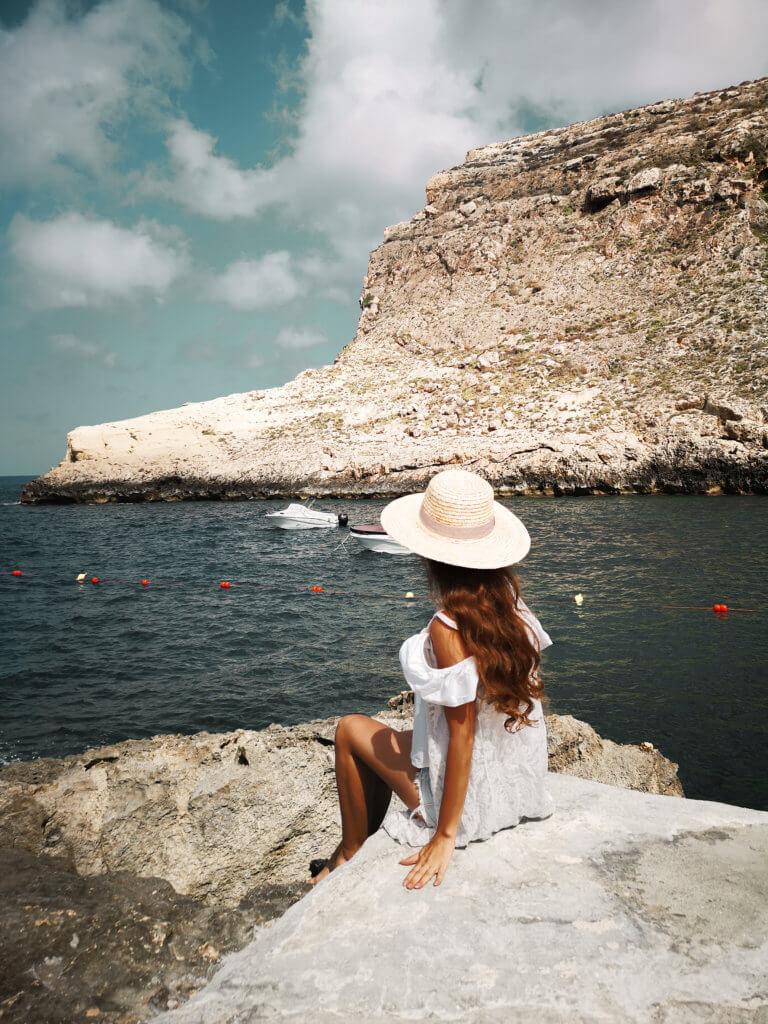 Xlendi Beach